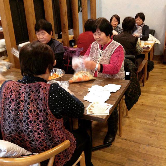 おから漬け教室がありました。みなさんが漬けたおから漬け。美味しくできましたか?また挑戦してみてくださいね。#おから漬け#教室#挑戦#工場見学#アンデコ#レストラン#ランチ#fukushima#kooriyama #undeco#小田原屋漬物店#小田原屋#お漬物バイキング#漬物#お漬物#つけもの#おつけもの#和食#japanesetraditionalfood#otsukemono#food#japanese#baiking#japanesefood#tsukemono