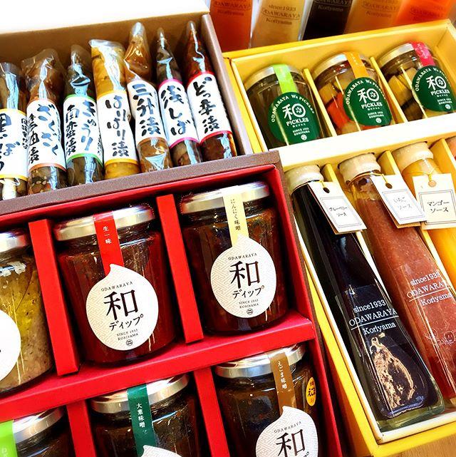 皆様、冬のギフトはもうお決まりでしょうか?#小田原屋 のギフトはお漬物はもちろん、人気のオリーブオイルやドレッシング、味噌など…贈って喜ばれること間違いなし!1年の締めくくりに感謝の気持ちを込めて小田原屋のギフトはいかがでしょうか️ご注文はこちらから↓↓↓ https://odawaraya.stores.jp/ #ギフト #贈り物 #漬物 #お漬物#アンデコ #郡山
