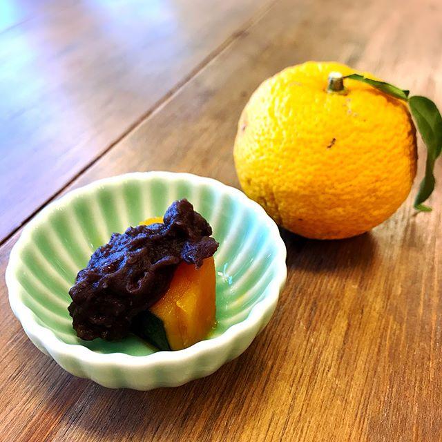 皆さまこんにちは️工場併設カフェ #アンデコ です。#12月22日 本日は冬至アンデコではお料理の付け合せに#冬至かぼちゃ をご用意しました。また、糖しぼり大根ゆずはこの時期だけの限定商品です。ぜひご来店下さい❣️ #カフェ #ランチ #お漬物 #漬物#バイキング #冬至 #ゆず #大根#郡山 #期間限定